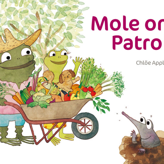 Mole on Patrol