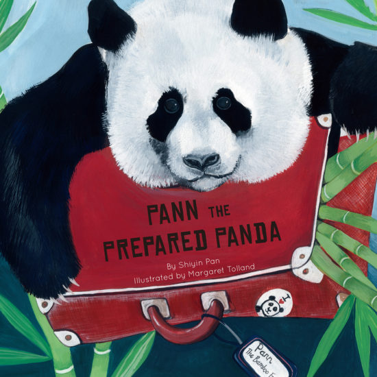 Pann the Prepared Panda